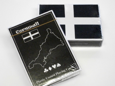 CF4 CORNWALL PLAYING CARDS